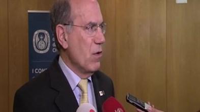 Fernando Pinto reafirma necessidade de se criar alternativa ao aeroporto de Lisboa