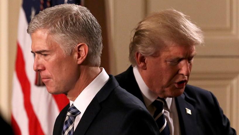 Neil Gorsuch é o novo juiz do Supremo Tribunal dos EUA