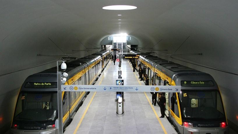 Metro vai crescer no Porto e em Gaia