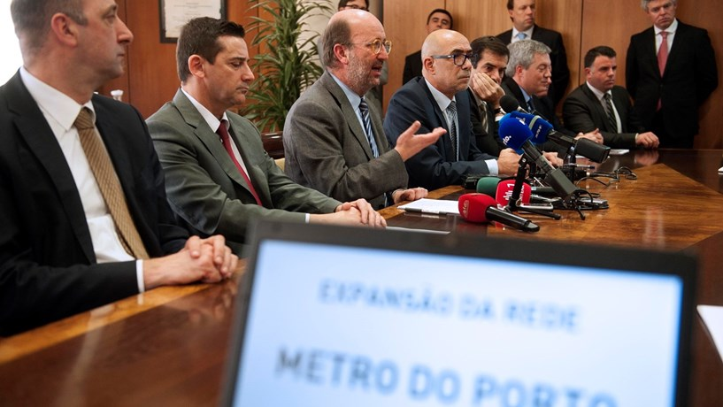 Governo recupera ideia de nova ponte para metro do Porto