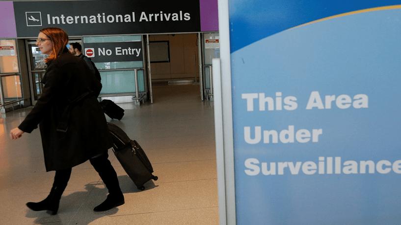 Já dois juízes bloquearam o novo decreto anti-imigração de Trump