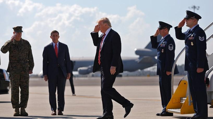 EUA ponderam pôr 100 mil guardas a detectar imigrantes ilegais