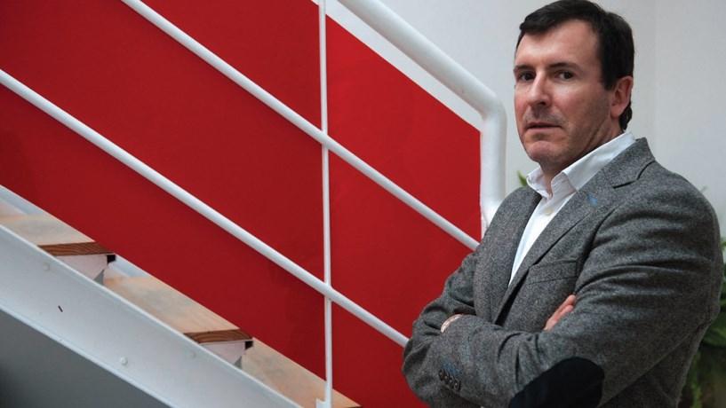 """Pedro Camões: """"Faltam rudimentos básicos de gestão nas start-ups"""""""