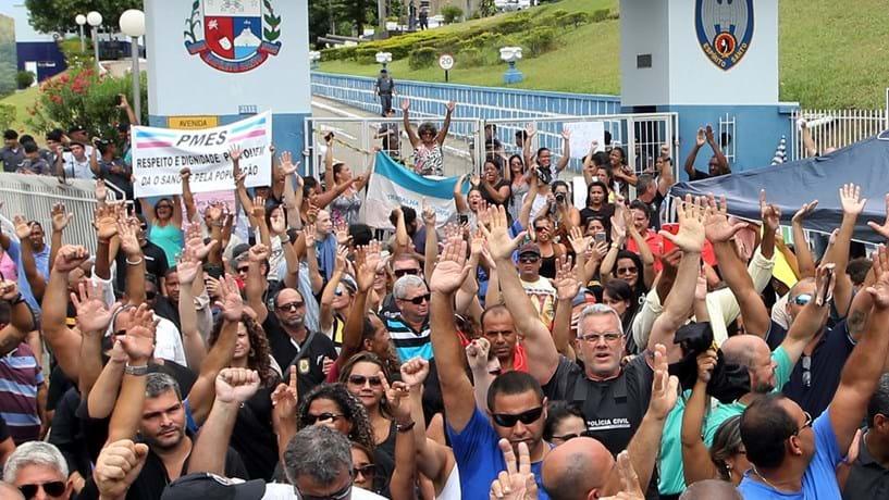 Brasil: Espírito Santo pede mais militares para conter violência