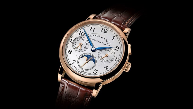 Alta relojoaria: As propostas da A. Lange & Söhne