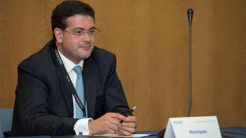 Castro Henriques sobe a presidente da Aicep