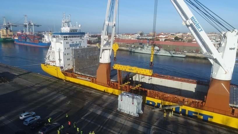Efacec exporta transformadores recorde para os Estados Unidos