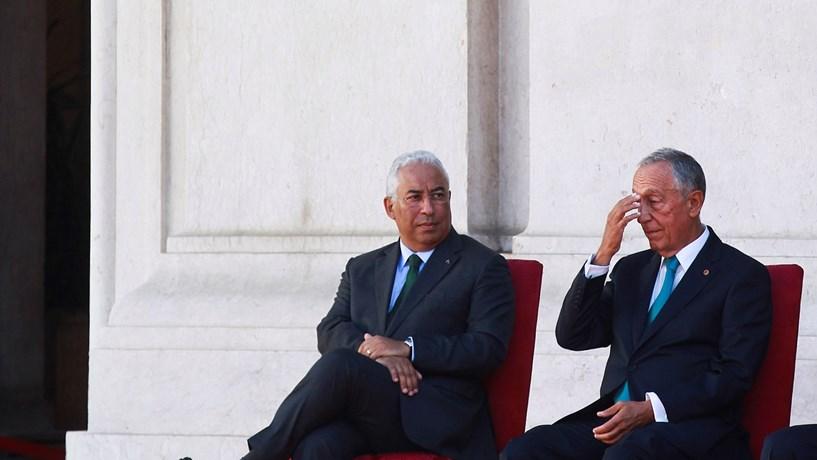 Centeno abre brecha entre Belém e Governo