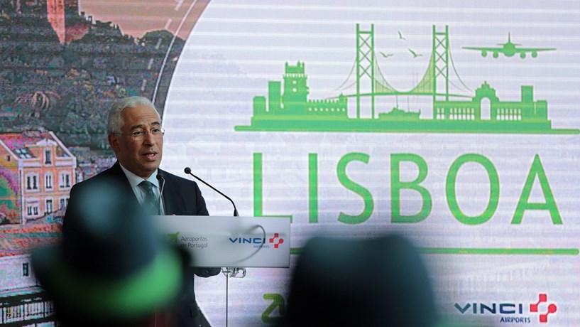 """António Costa: """"Portugal pode ser localização para quem não quer deixar a União Europeia"""""""