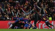 FC Barcelona consegue reviravolta histórica e está nos 'quartos' da Liga dos Campeões