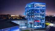 Carros à venda em máquinas automáticas