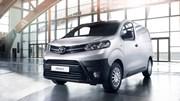 Fotogaleria: Toyota Proace - Diversidade de soluções