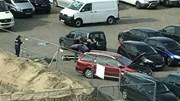 Polícia belga prende homem armado que tentou ataque por atropelamento