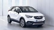 Opel: Vai-se o Meriva... chega o Crossland X