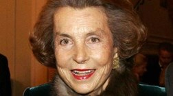 Como a morte de Liliane Bettencourt está a agitar as acções da L'Oréal