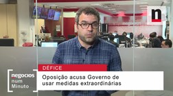 Portugal regista o menor défice da democracia. Oposição desconfia