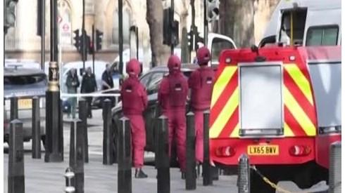 Sete detidos em rusgas em Londres