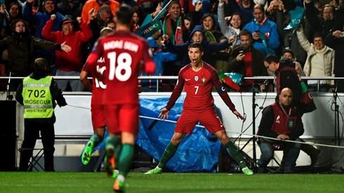 Portugal ganha à Hungria por 3-0