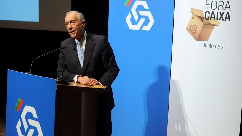 Marcelo convicto que CGD manterá presença em todos os concelhos