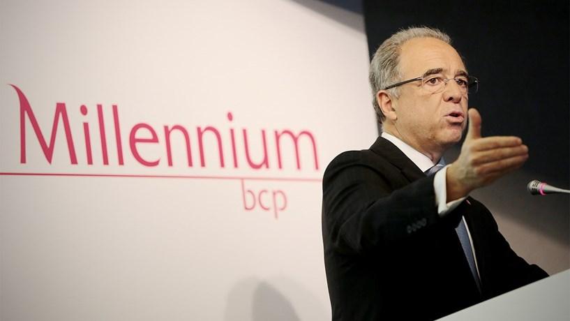 Norges Bank volta a reforçar no BCP