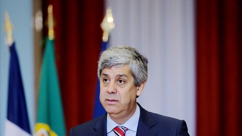 """Centeno teme """"quebra de confiança irreversível"""" se forem revelados documentos da CGD"""