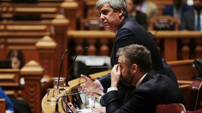 """Centeno: """"Independência face aos regulados é o único indicador de que devemos falar"""""""