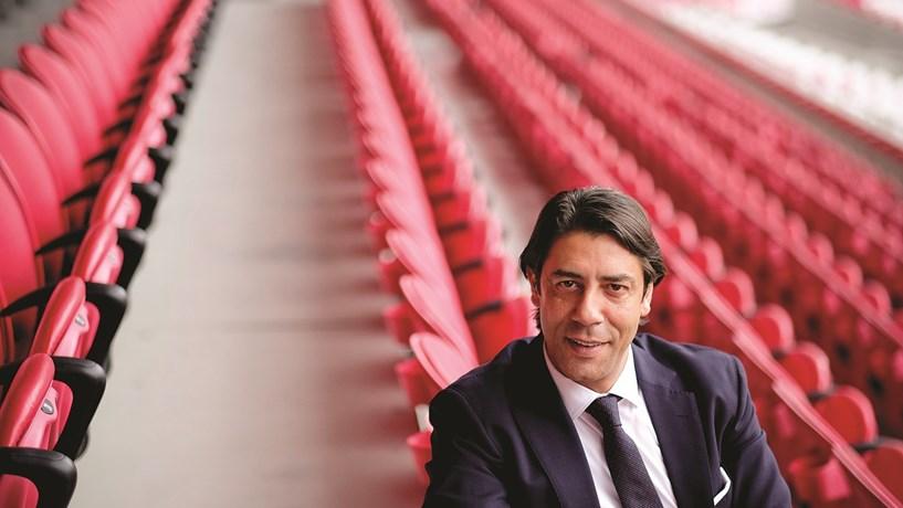 """Rui Costa: """"Foi o presidente do Benfica que disse que eu um dia seria o seu sucessor"""""""
