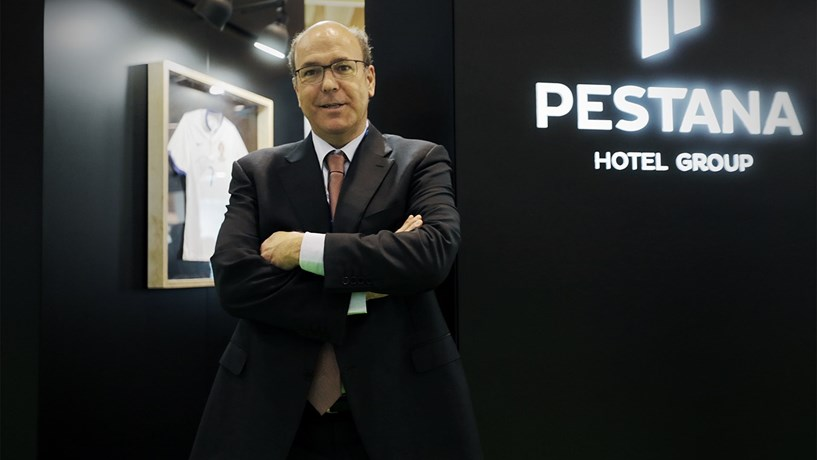 Pestana admite gerir hotéis em dificuldade