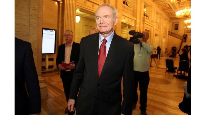 Morreu antigo vice-primeiro-ministro da Irlanda do Norte Martin McGuinness