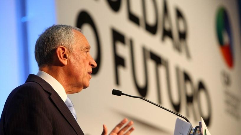 Marcelo considera positiva hipótese de diversificar credores da dívida portuguesa