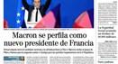 O duelo anunciado Macron-Le Pen na imprensa internacional