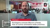 Negócios explica significado das sondagens em França