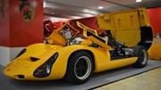 Porsche de Steve McQueen agora é eléctrico