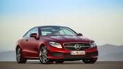 Mercedes-Benz E Coupé: Alto nível