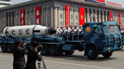 Desta vez, o míssil de Pyongyang poderia ter atingido o Alasca