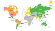 As previsões do FMI para as principais economias mundiais