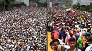 Milhares saíram à rua em protesto na Venezuela