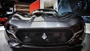 Carros eléctricos e SUV dominam Salão Automóvel de Xangai