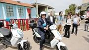 Lisboa ganha rede partilhada com 170 scooters eléctricas