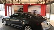 Tesla abre loja no Porto