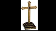 O peso histórico do crucifixo