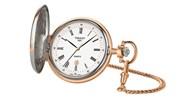 A hora dos relógios de bolso