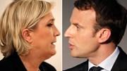 Macron e Le Pen na segunda volta das presidenciais francesas