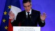 A noite eleitoral em França em imagens