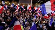 Fotogaleria: a noite que leva Macron e Le Pen à segunda volta