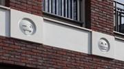 Na Holanda há um edifício que ri e pisca o olho
