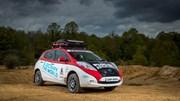 O Nissan Leaf especial que vai participar no Mongol Rally