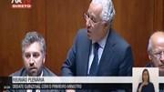 Chefe do Governo anuncia que défice baixou 290 milhões de euros no primeiro trimestre