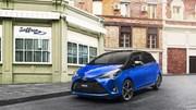 Fotofaleria: Toyota Yaris - Não à reforma