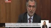 Inquérito/CGD: Domingues diz que avisou Centeno de que não aceitava entregar declarações no TC